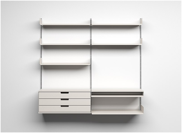 An introduction to tubular shelving