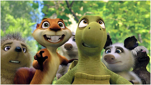 Why 'Over the Hedge' Was one of the Best Animated Films in its Decade