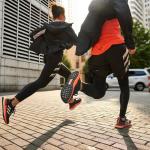 start jogging